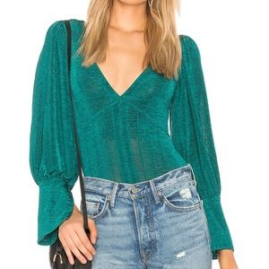 Free People Killer Queen Top